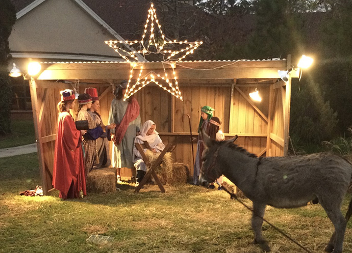 Nativity Christmas 2020 Ten Easy Steps on How to Host A Live Nativity in 2020