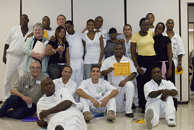 Learn to Help Inmates Experience Spiritual 'Freedom'
