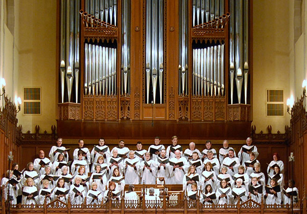 Choral Evensong Planned for Oct  9 at St  Paul's UMC in Houston